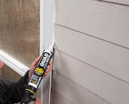 Best Quality Window Exterior Sealing